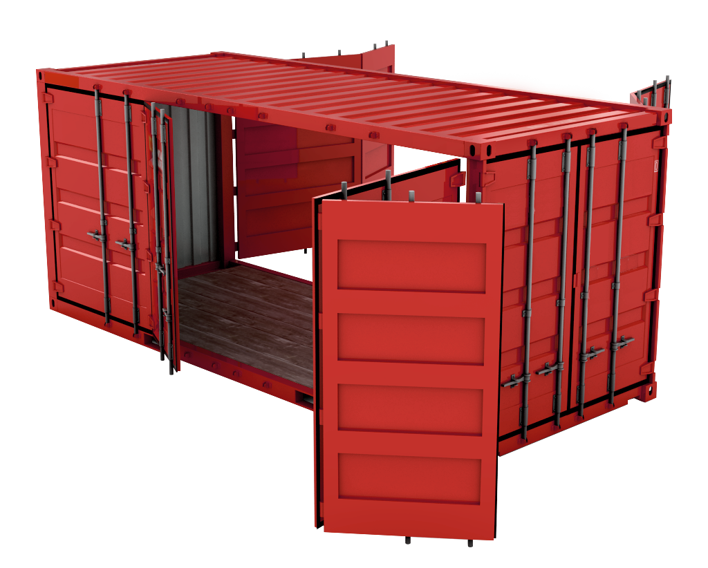 container specs fs containers. Black Bedroom Furniture Sets. Home Design Ideas